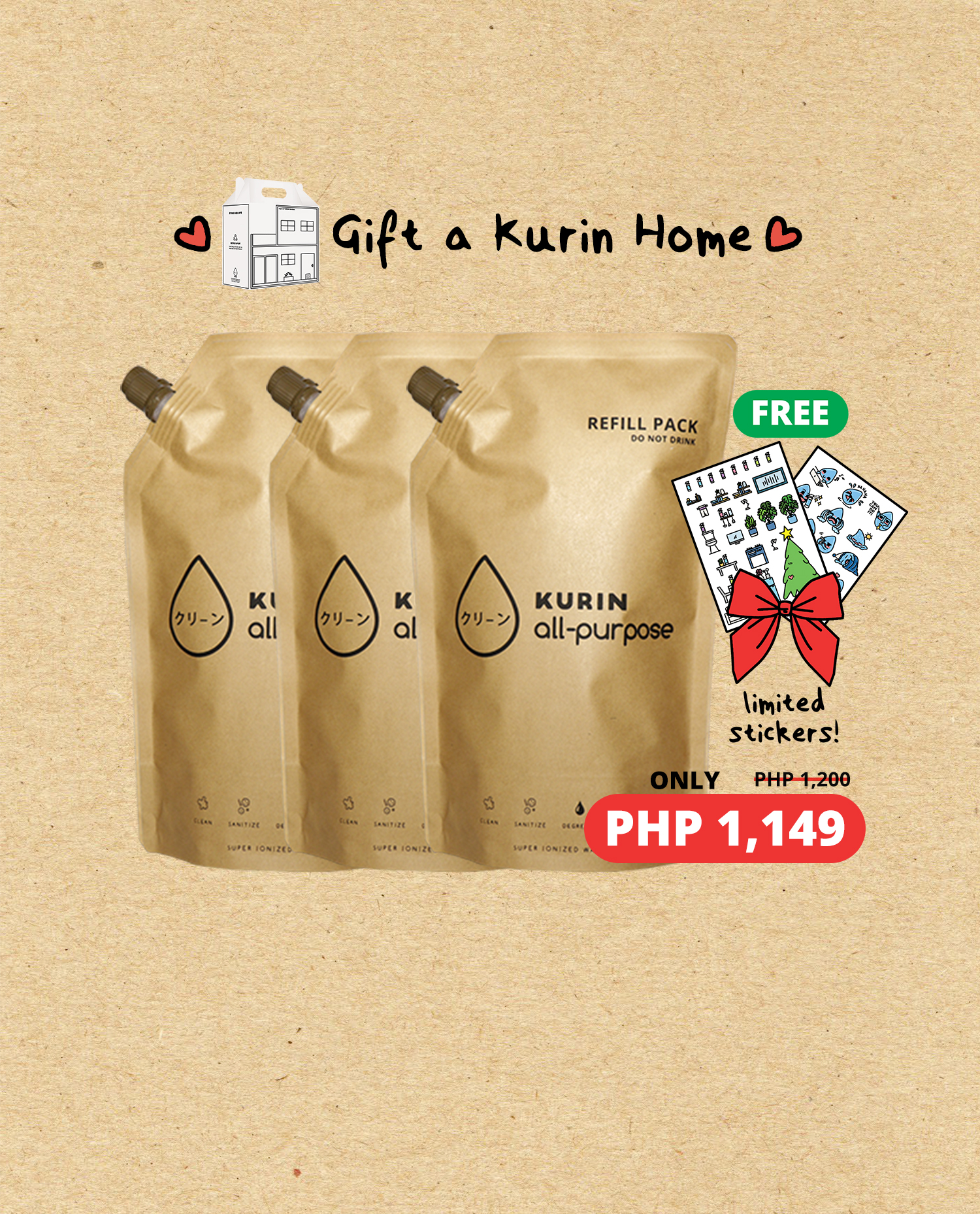 BFF Gift Pack