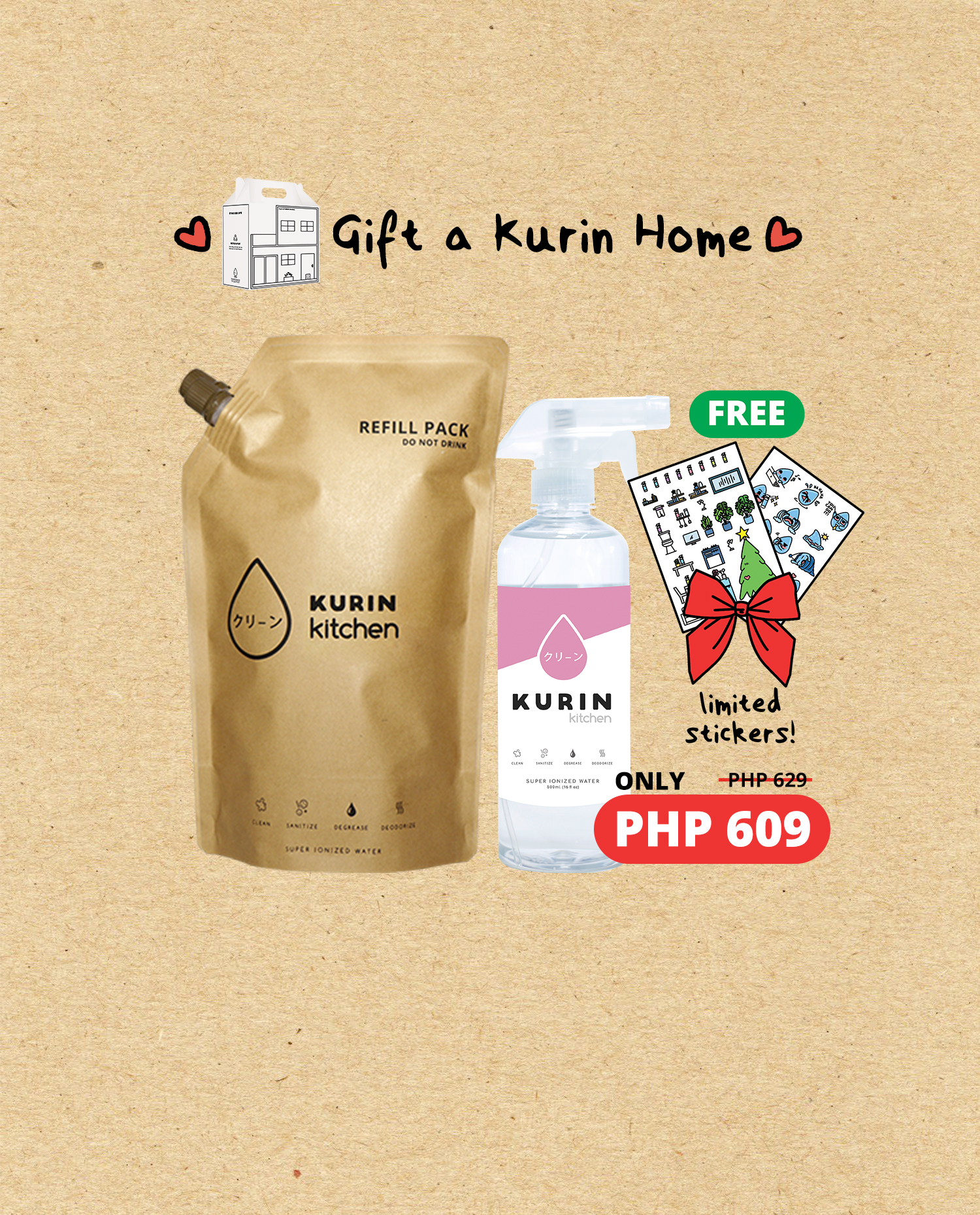 Happy Kitchen Gift Pack
