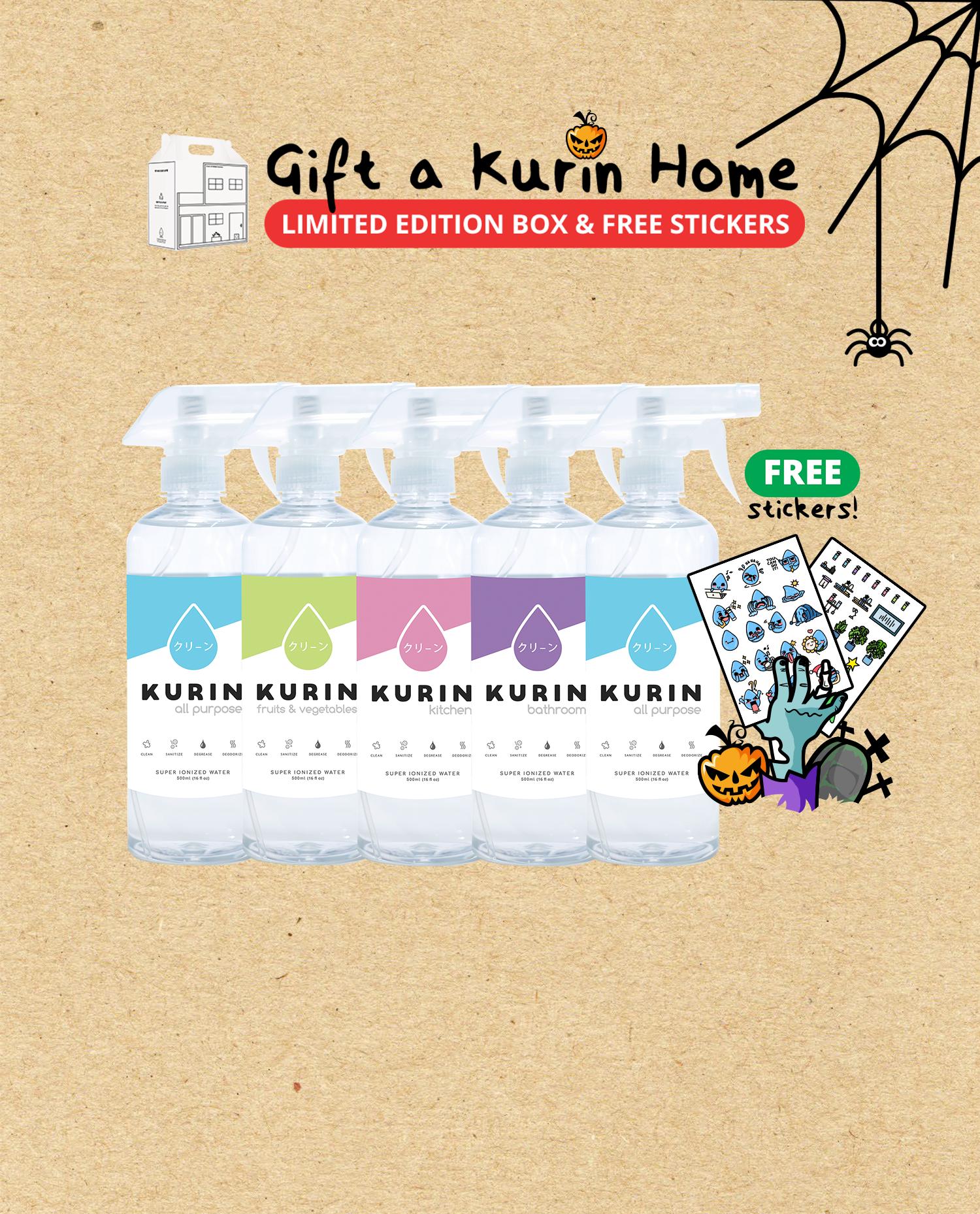 Gift a Kurin Pack