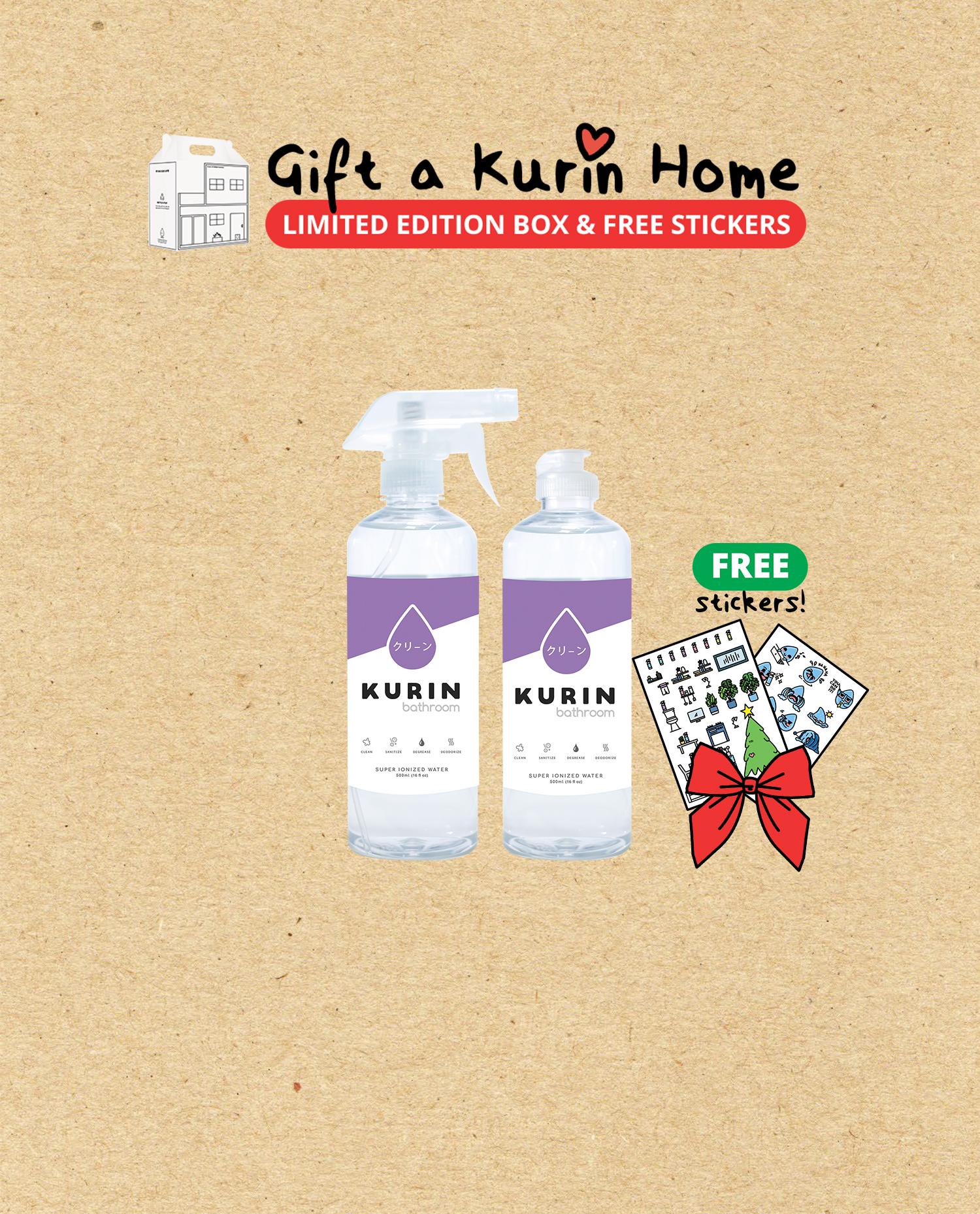 Bathroom Gift Duo