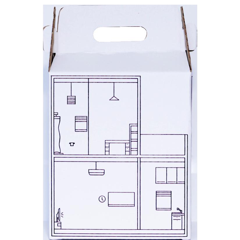 Gift a Kurin Home Box (500ml x 6)