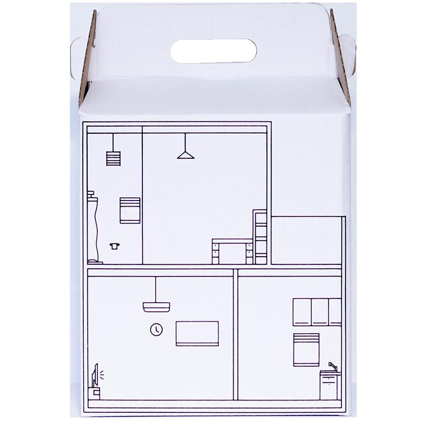 Gift a Kurin Home Box (1L x 4)